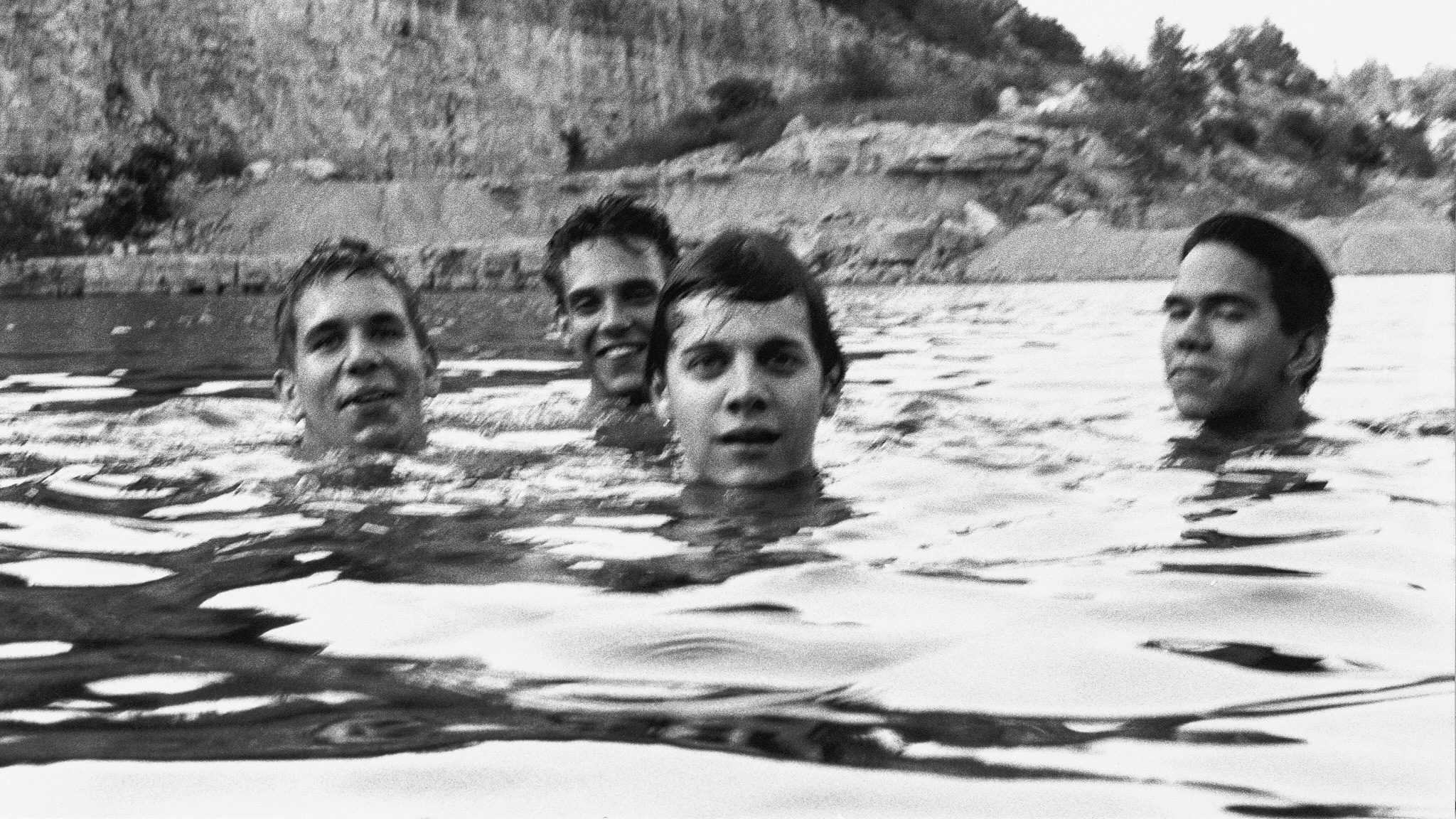 Spiderland cover photo, Will Oldham.