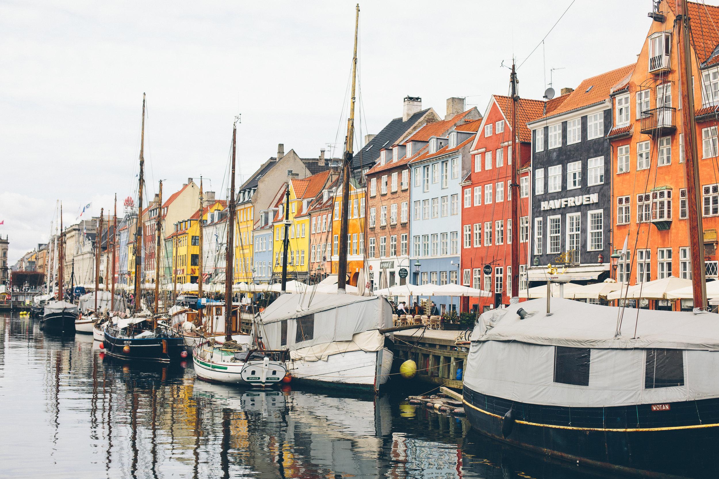 Copenhagen Photographer - Travel - Jessica Withey Photography
