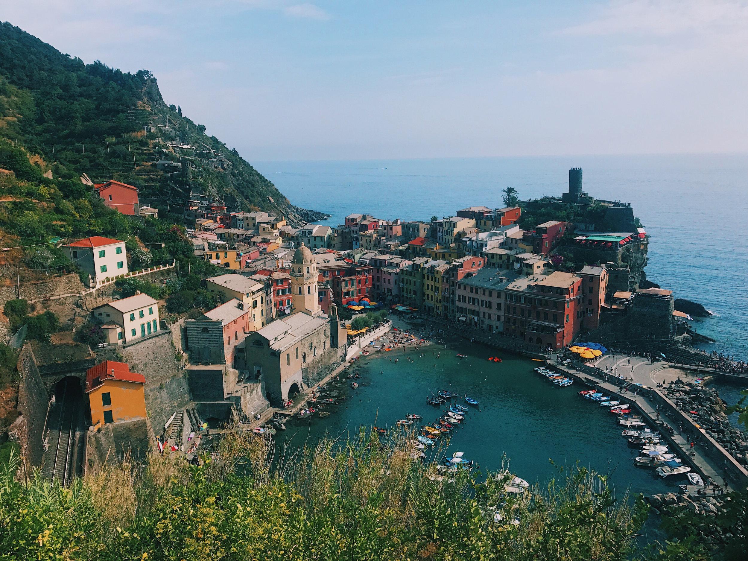 Venezza - Cinque Terre, Italy - Jessica Withey - Travel Blog