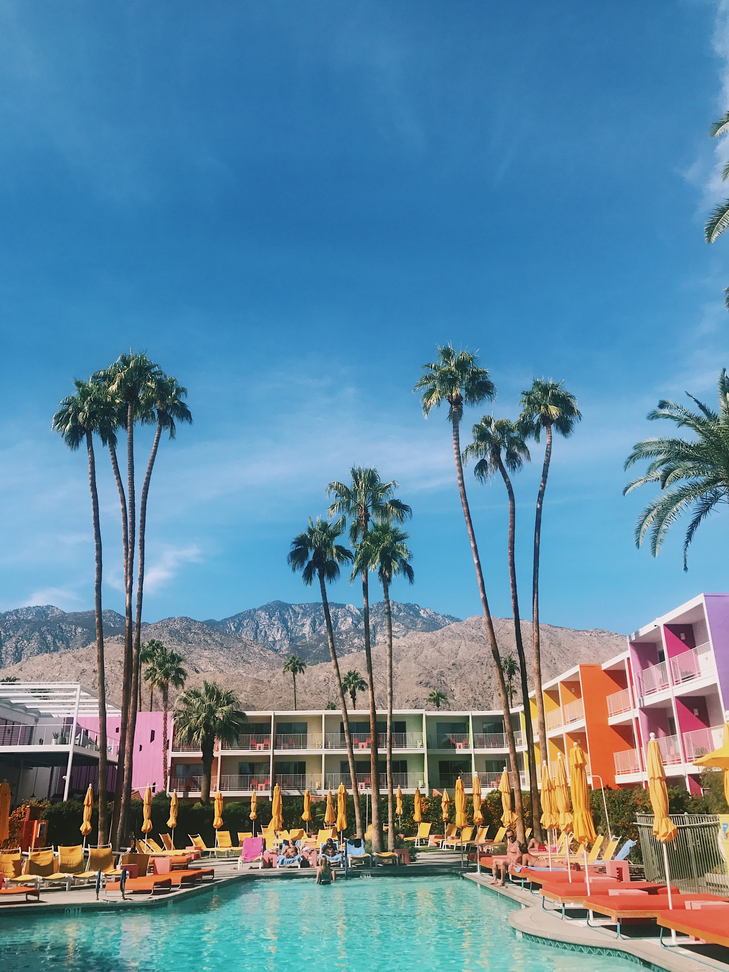 Palm Springs - Travel Blogger - Jess Withey
