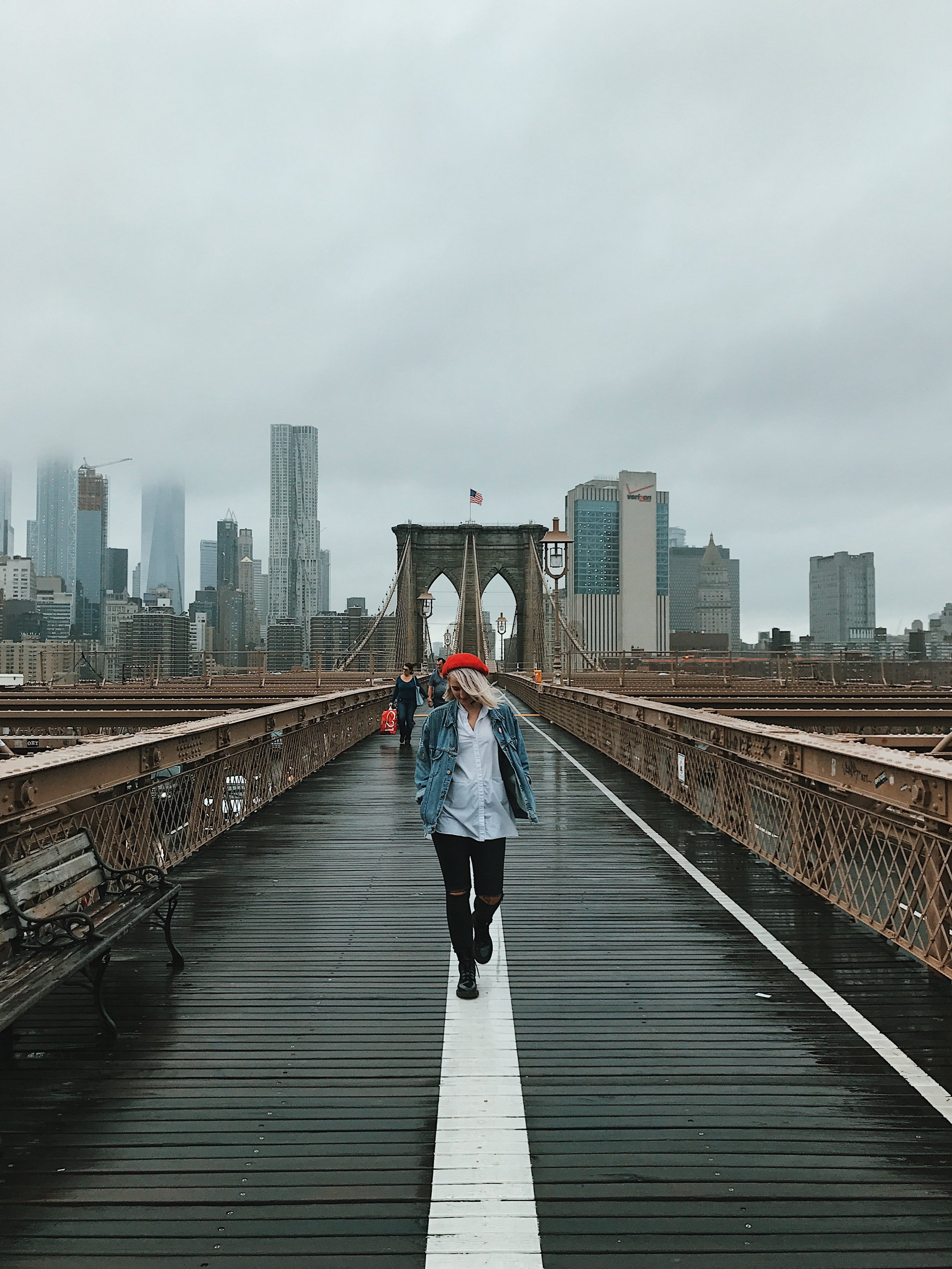 New York - Brooklyn Bridge - Jess Withey Travels - Travel Blog