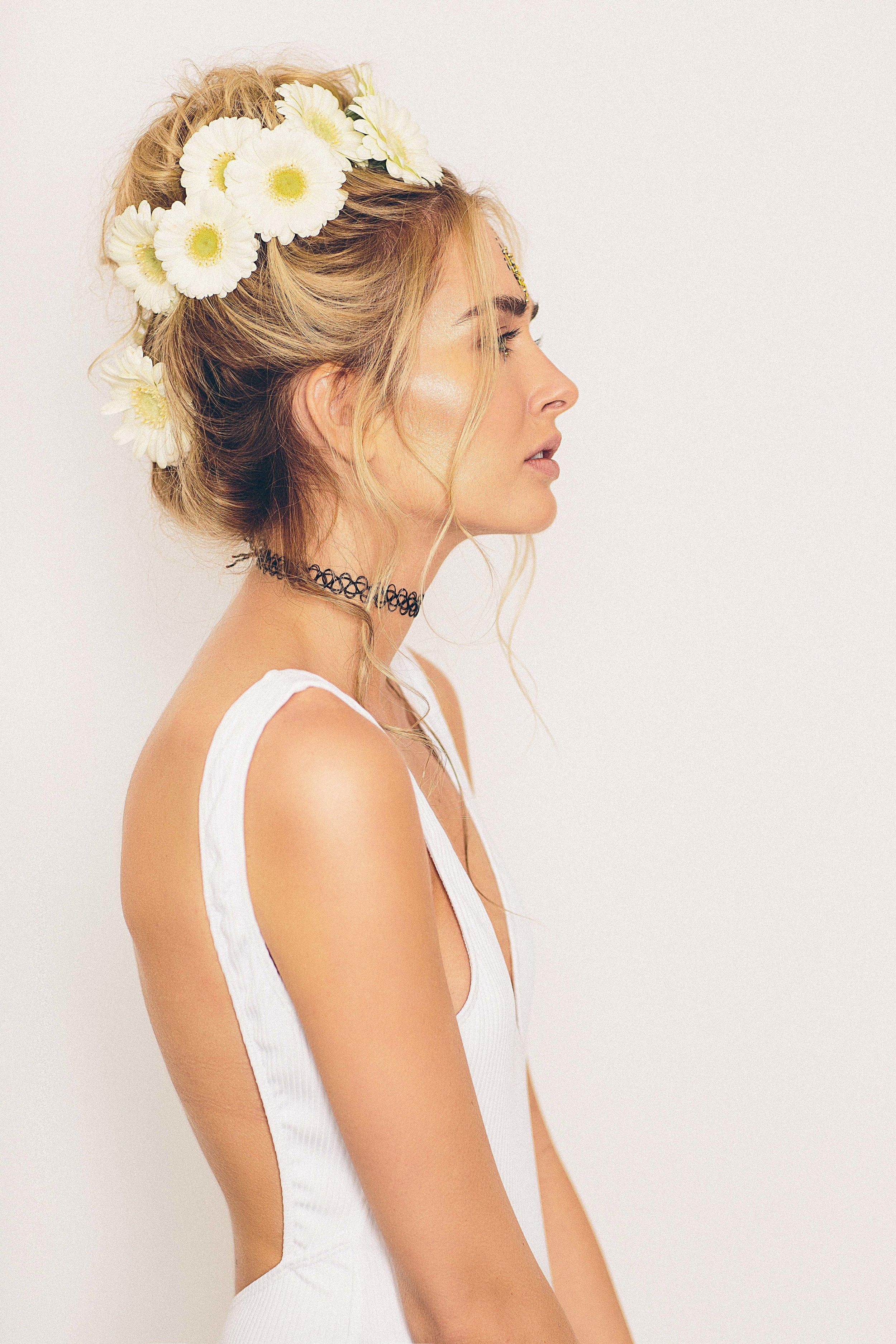 Sarah Goolden - Panda Makeup - Lenis Models - Jessica Withey Photography
