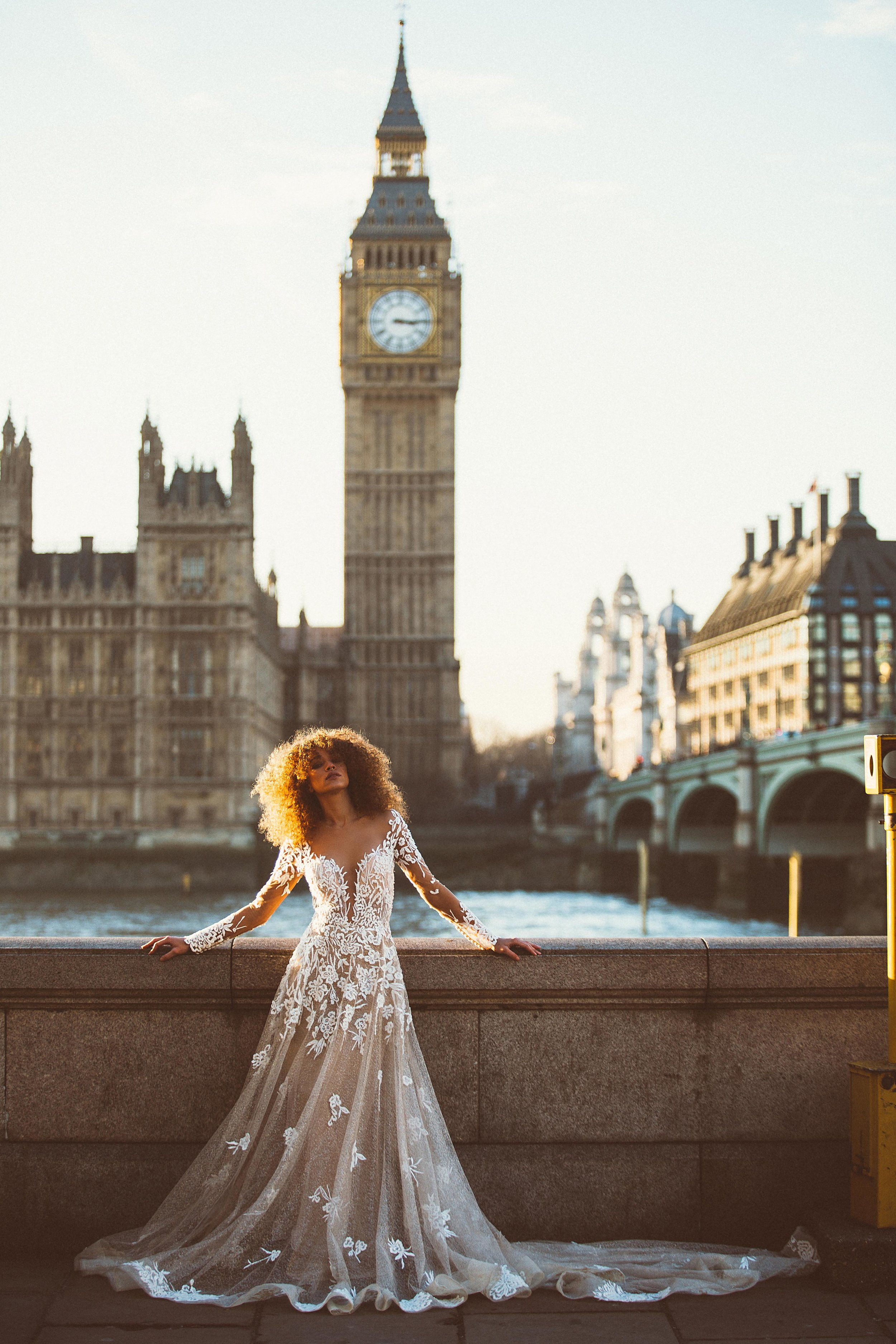 Bold Beauty - Big Ben - Knot Your Average Bride - Jessica Withey Photography