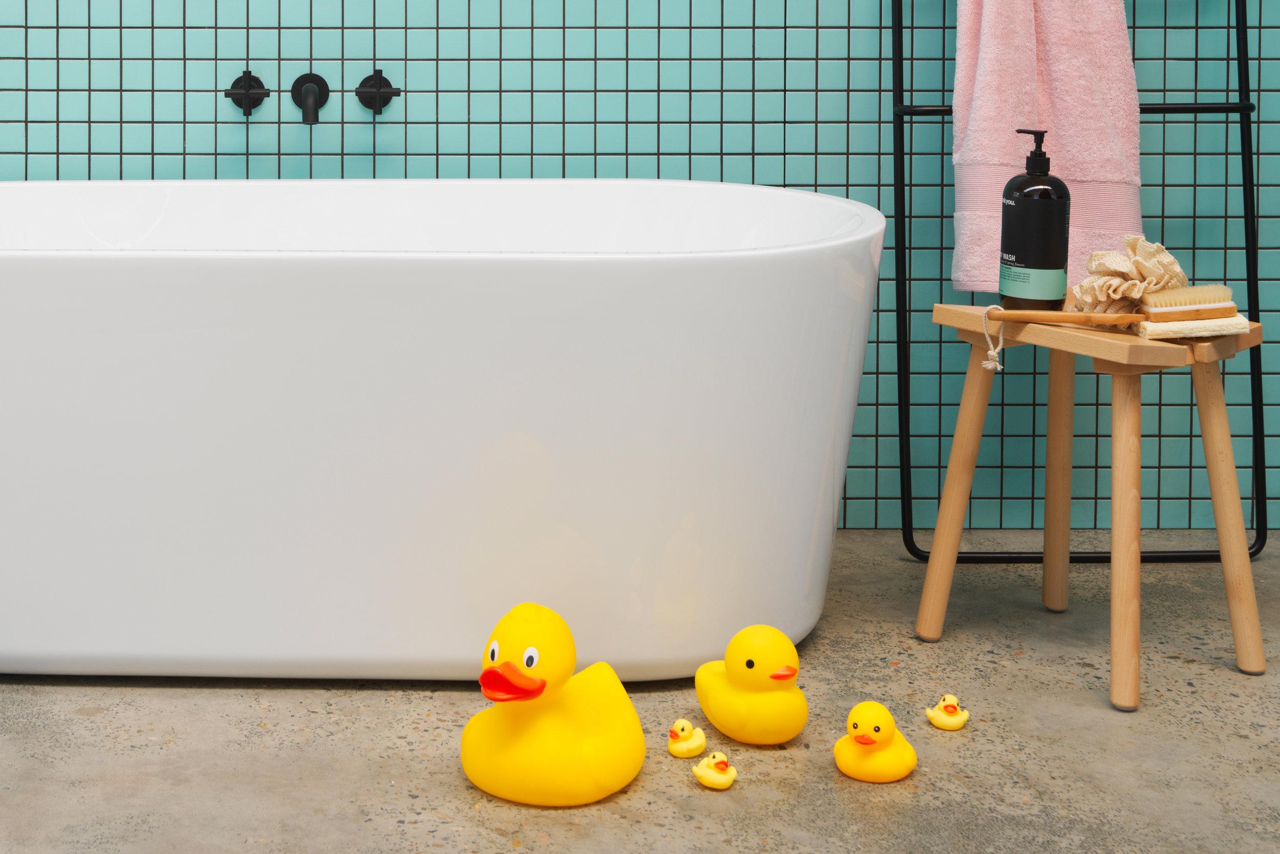 CLARK BATHROOMS |  RENOVATION THEMES