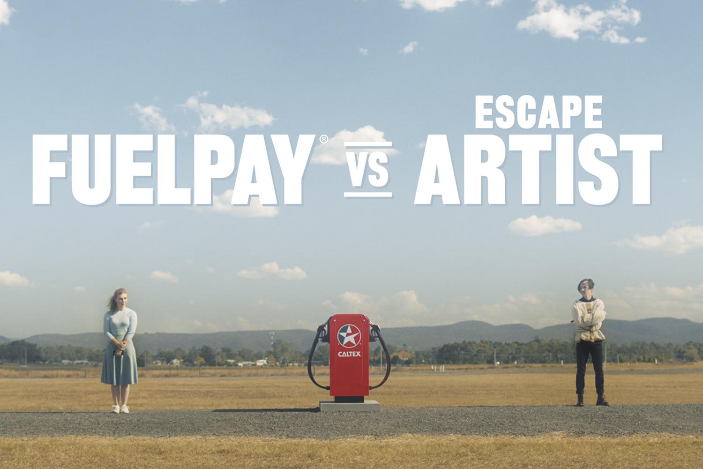 CALTEX FUELPAY  | ESCAPE ARTIST