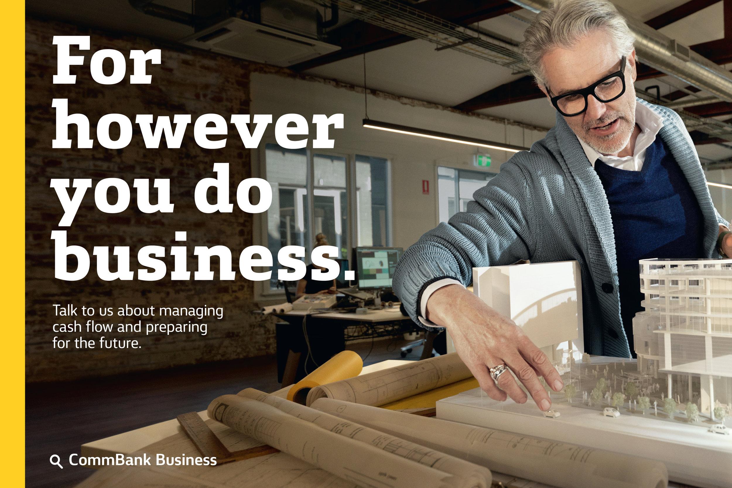 COMMBANK |  BUSINESS