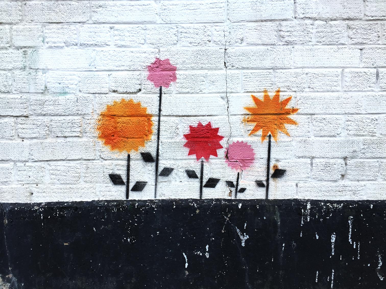 SNUFF ZINE / NOTES FROM UNDERGROUND \ CALLY FLOWERS #PUNKLONDON