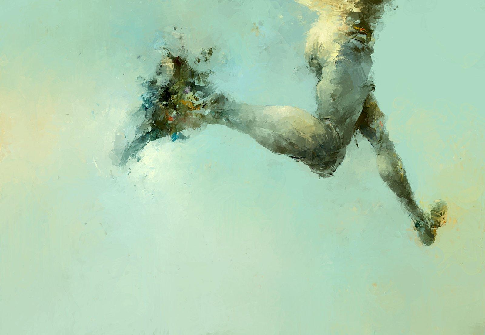 Jump. Artwork by Anderzak, zalas: