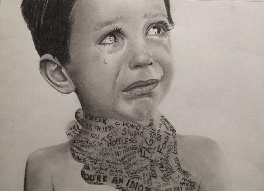Words Hurt  by   kyllerkyle
