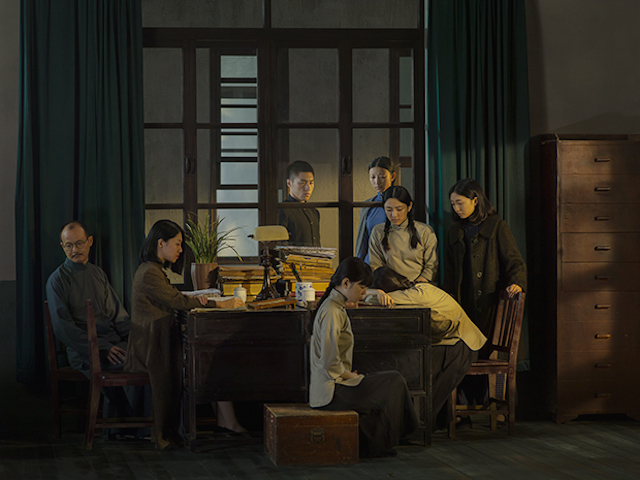 Youjia Qu's   photograph work