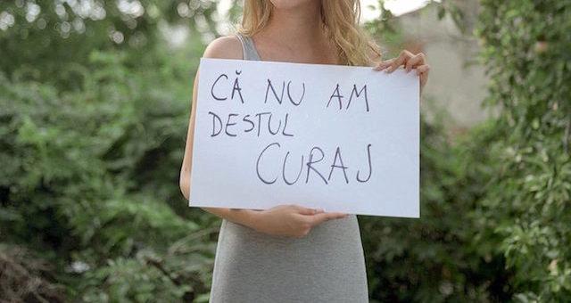 """Because I do not have enough courage.(因為我們沒有足夠的勇氣)""Romanian photographer  Alecsandra Raluca Dragoi 's work"