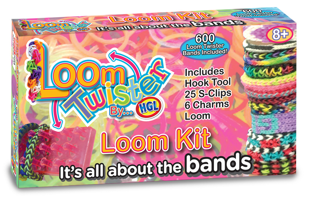 The original Loom Twister Kit
