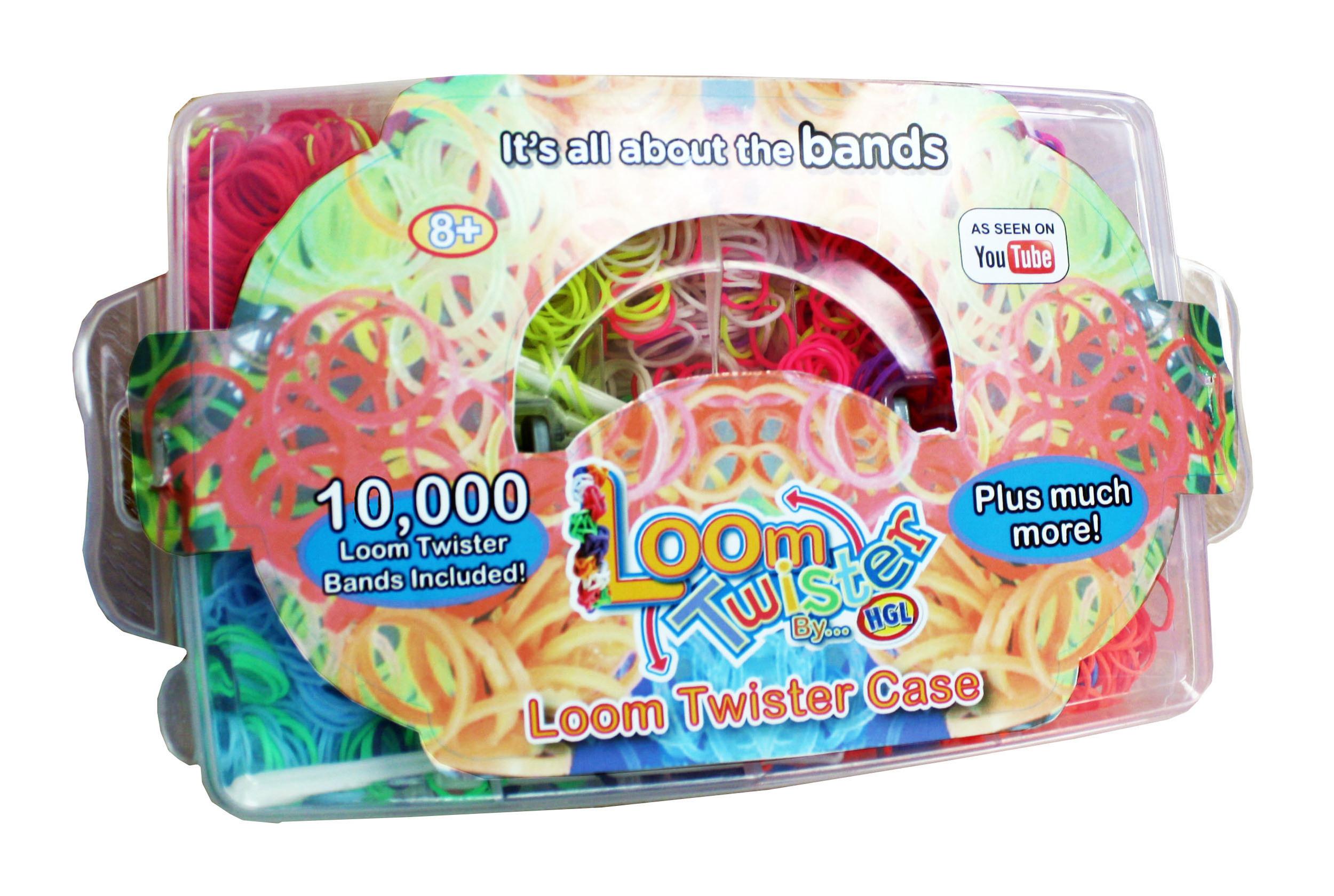 Loom Twister Case