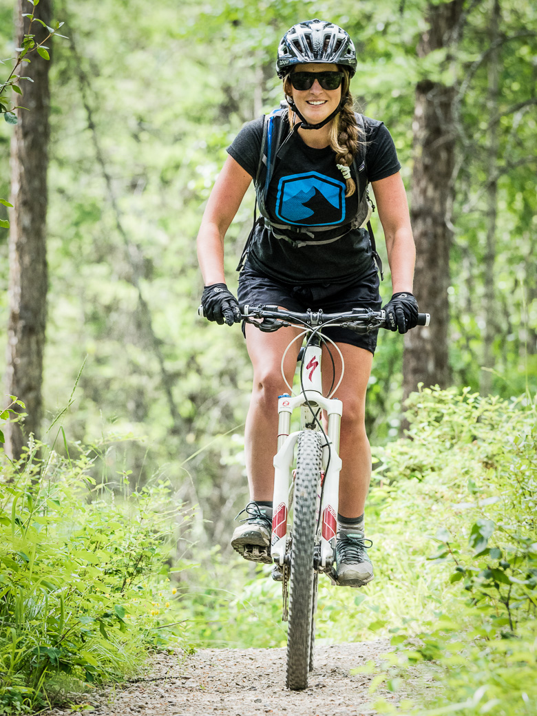 RIDGE Academy mountain biking