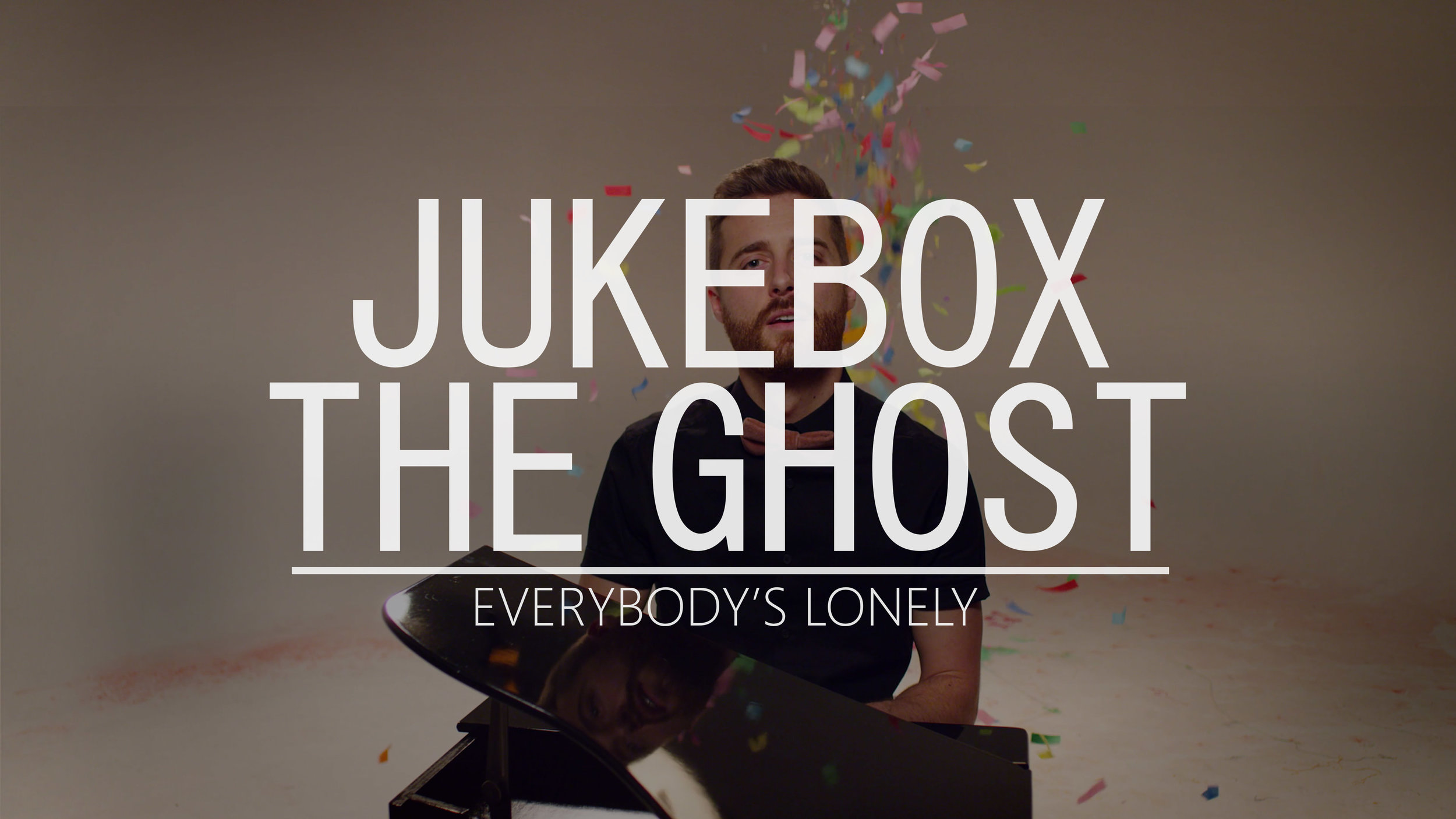 "Jukebox The Ghost - ""Everybody's Lonely"" - Music Video"