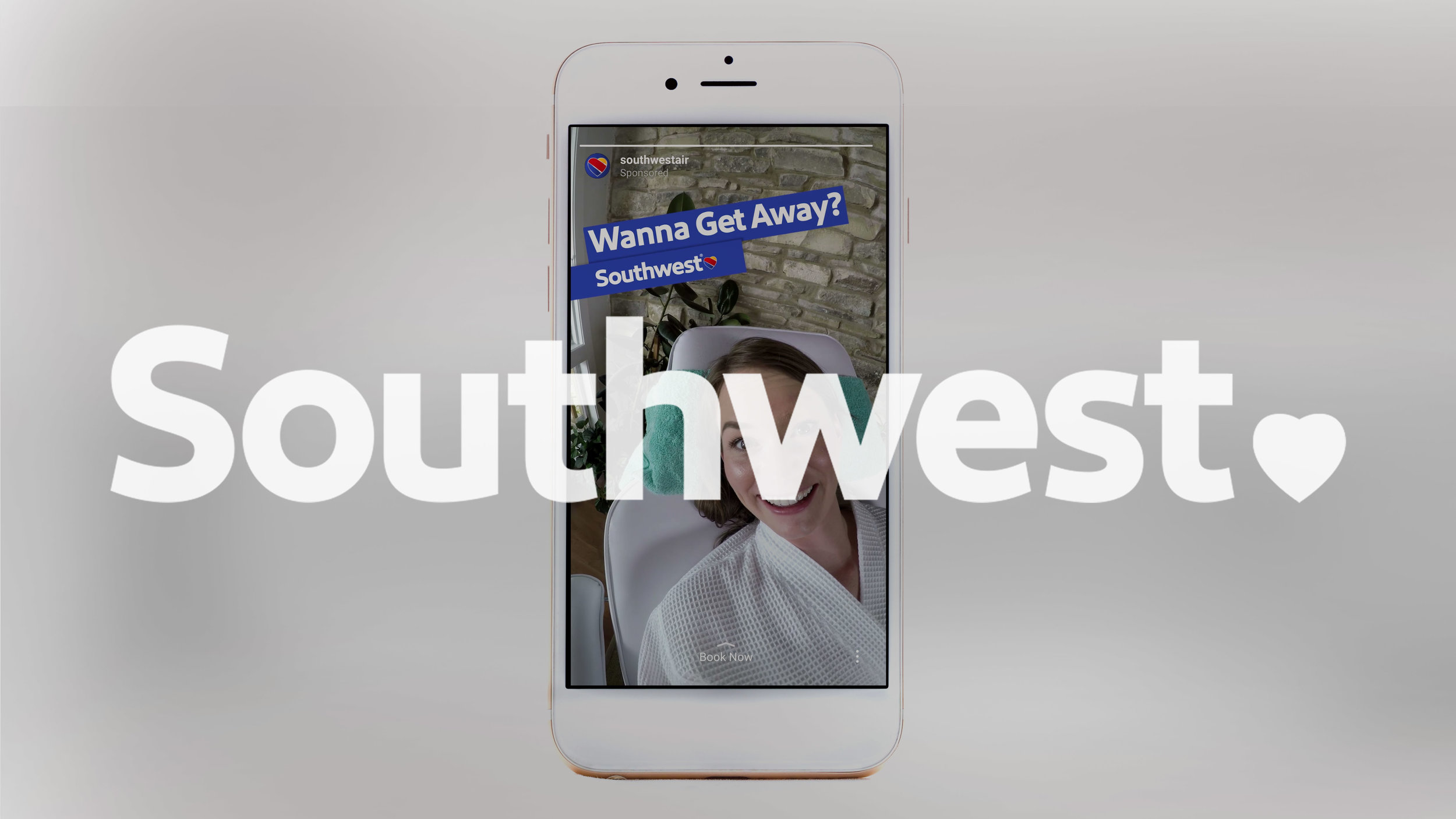 "Southwest Airlines ""Wanna Get Away"" - Social Campaign"