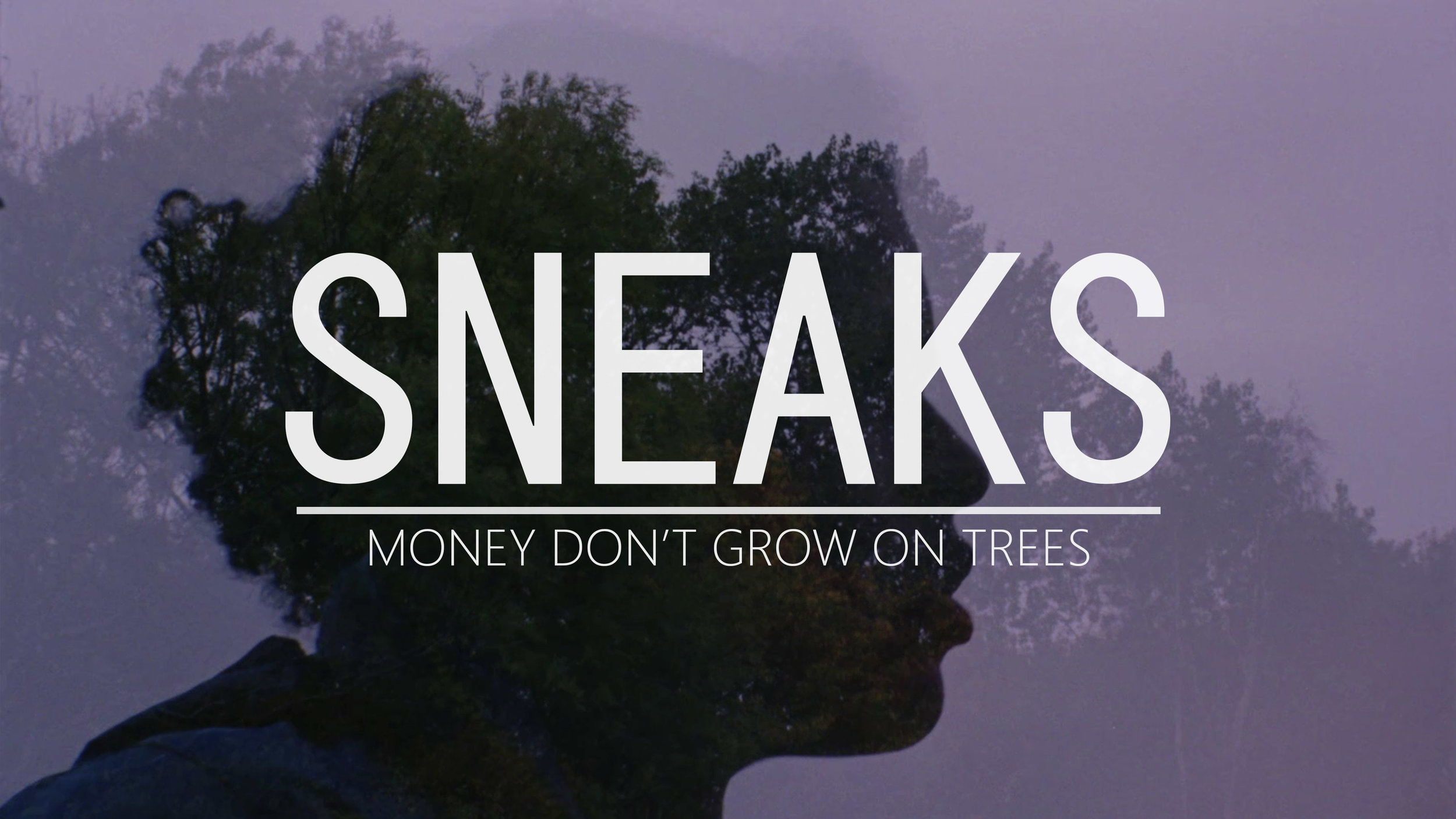 "Sneaks ""Money Don't Grow On Trees"" - Music Video"