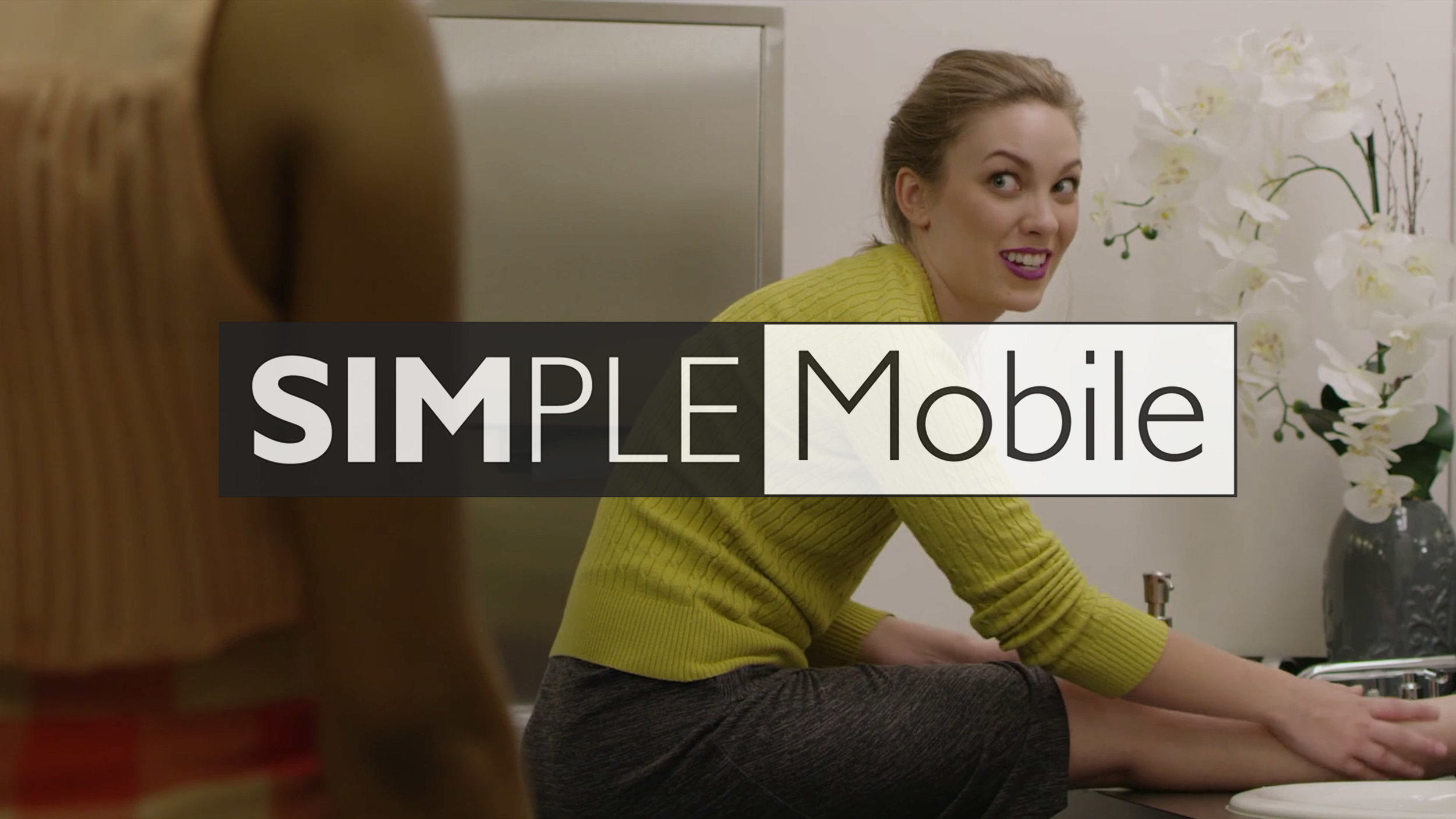 "Simple Mobile ""Cheap and Easy"" - Social Campaign"