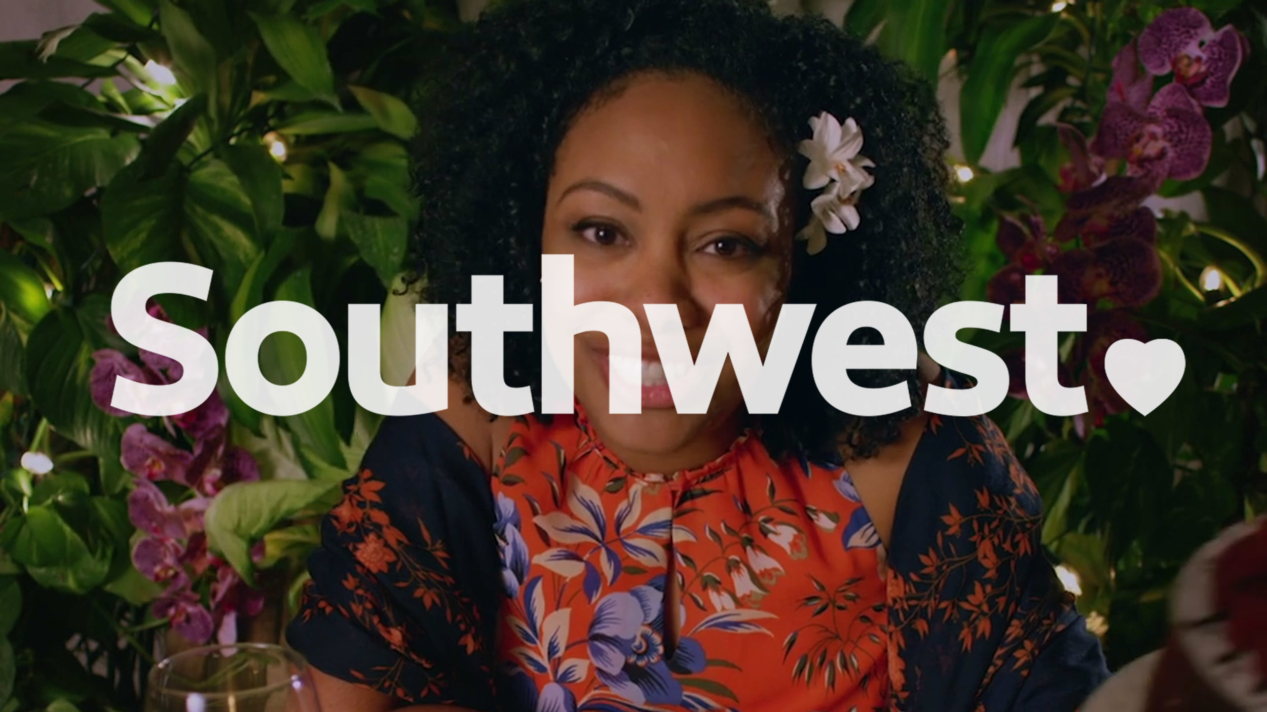 "Southwest Airlines ""Micro Stories"" - Social Campaign"