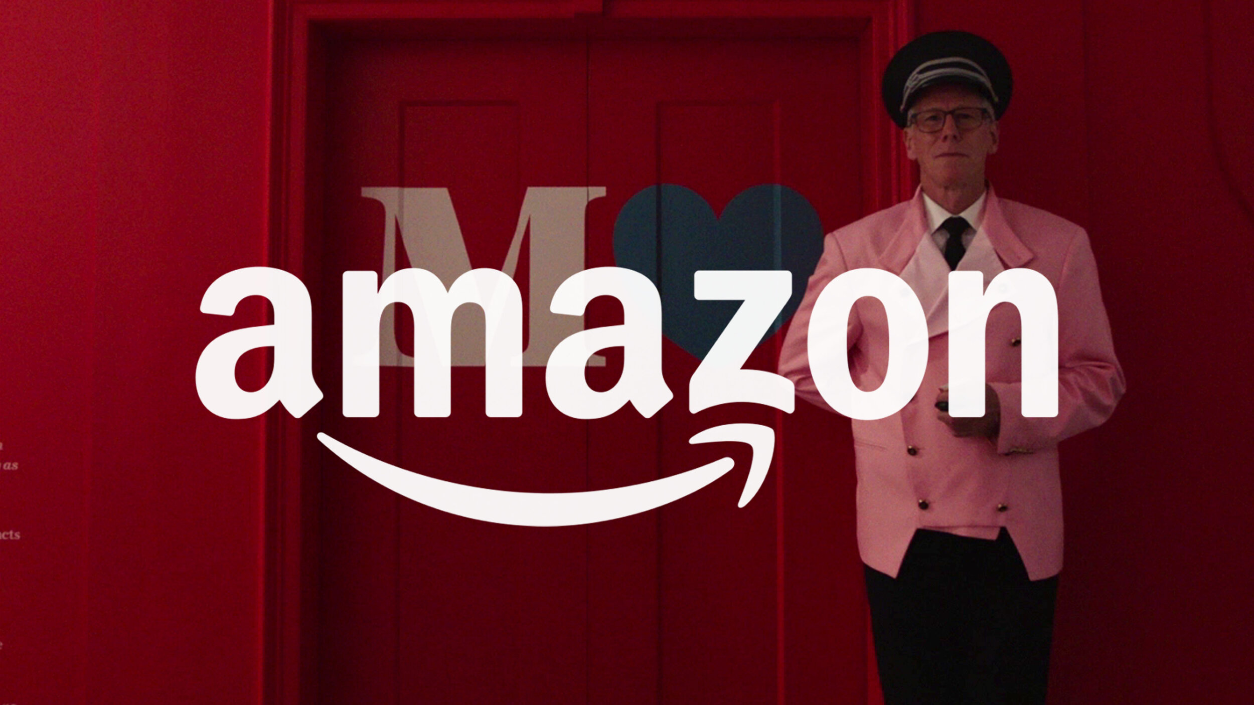 Amazon Museum of Modern Love Experiential Campaign