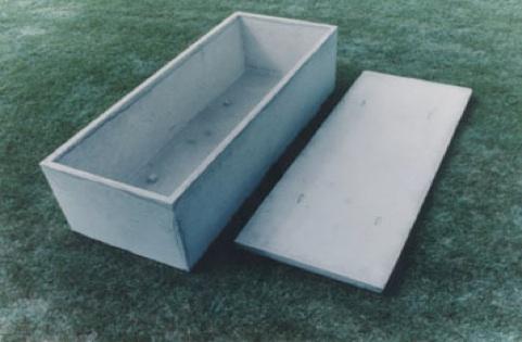 Concrete Box - $795