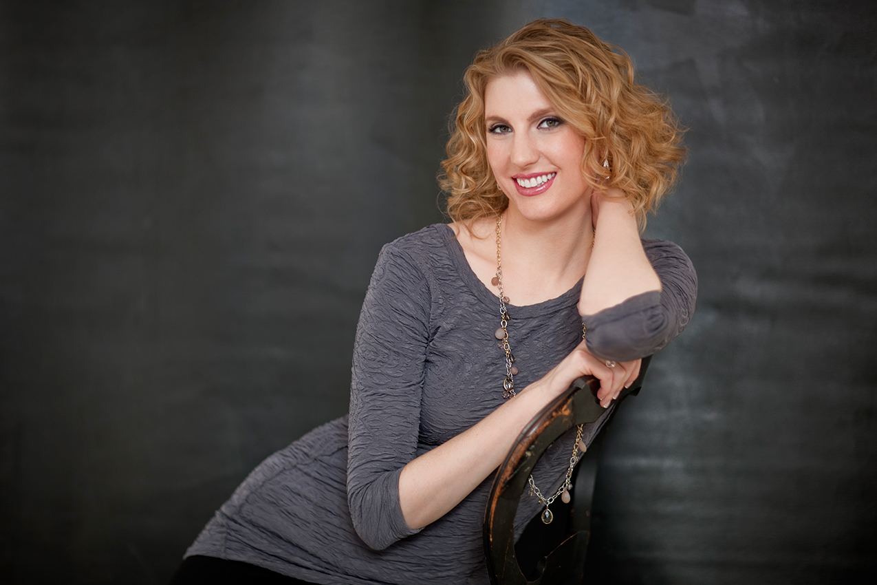 Soprano Amanda Majeski performs a recital at Northwestern's Lutkin Hall on Jan. 26. Photo credit: Dario Acosta