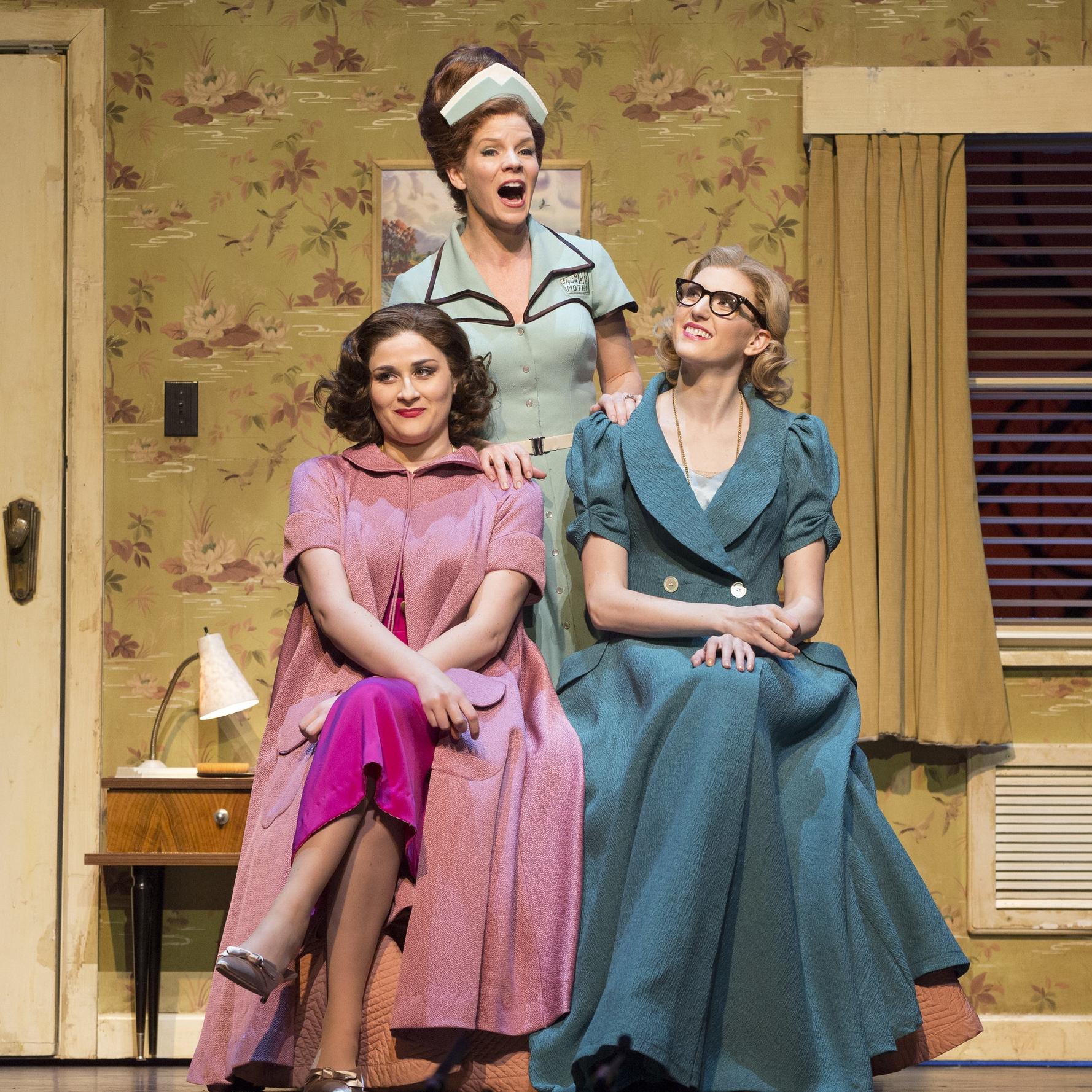 Fiordiligi in  Così fan tutte  The Metropolitan Opera (Photo credit: Marty Sohl)