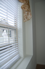 Interior Finish of Box Bay Window