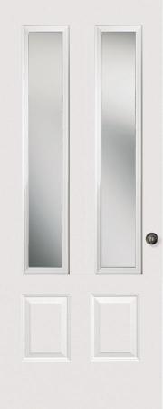 ¾ Four Panel Twin Lite GLASS: ODL NOuVEAU