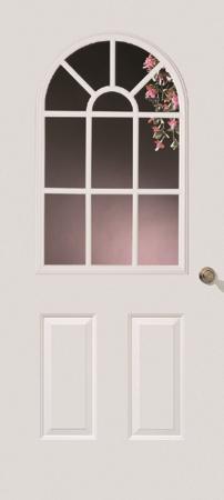 ARCH LITE DOOR GLASS: ODL NOuVEAU