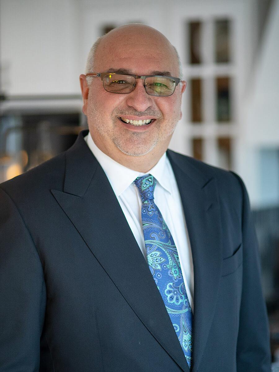 Wayne Fanelli - President & CEO
