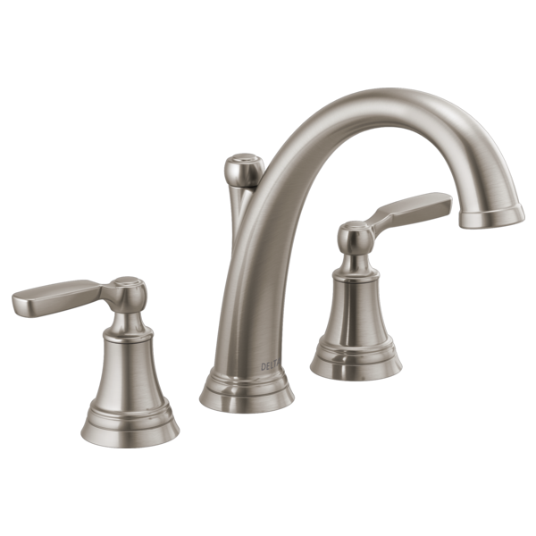 Woodhurst Stainless Soaking Tub Faucet