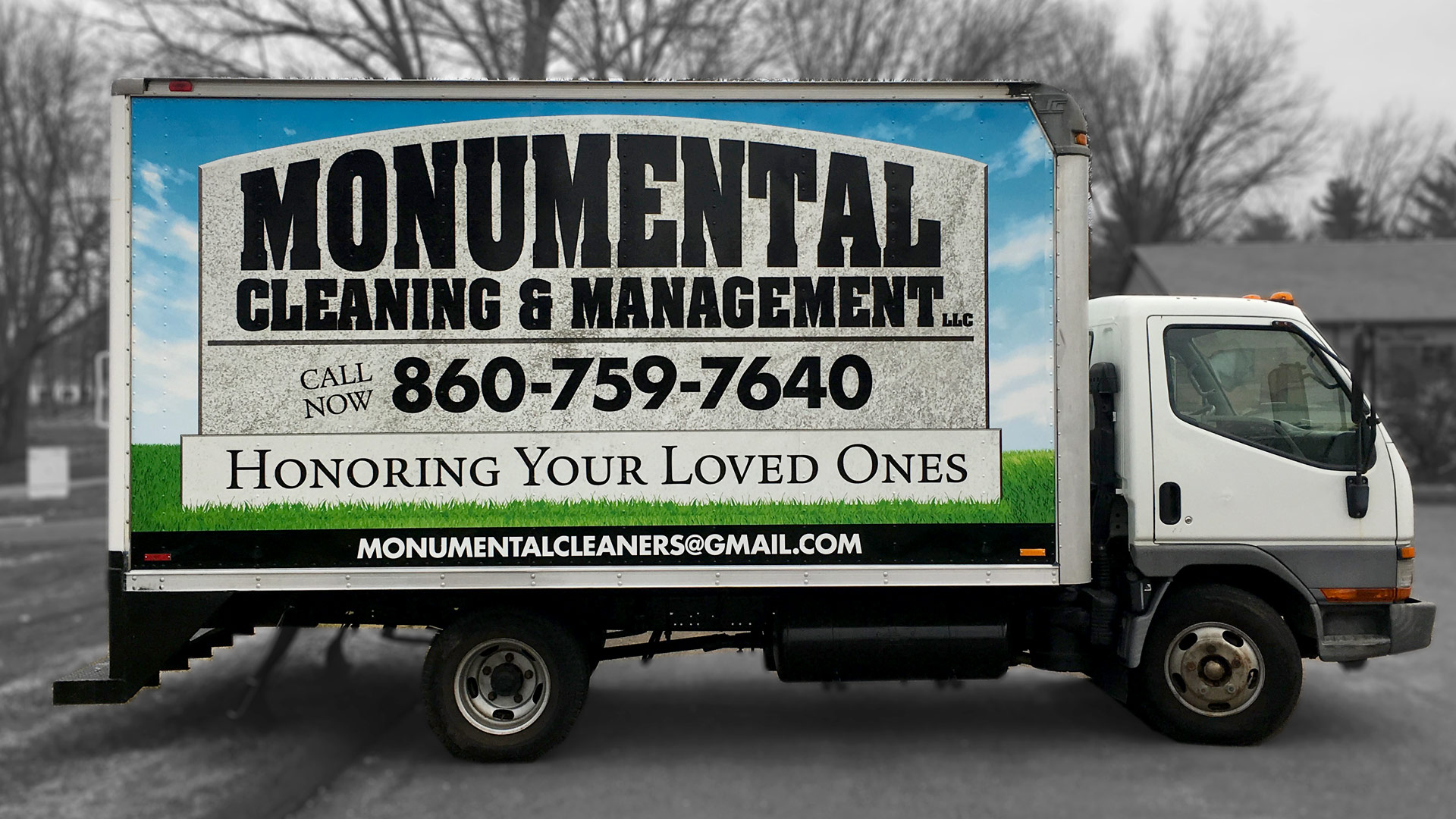 Monumental Cleaning & Management