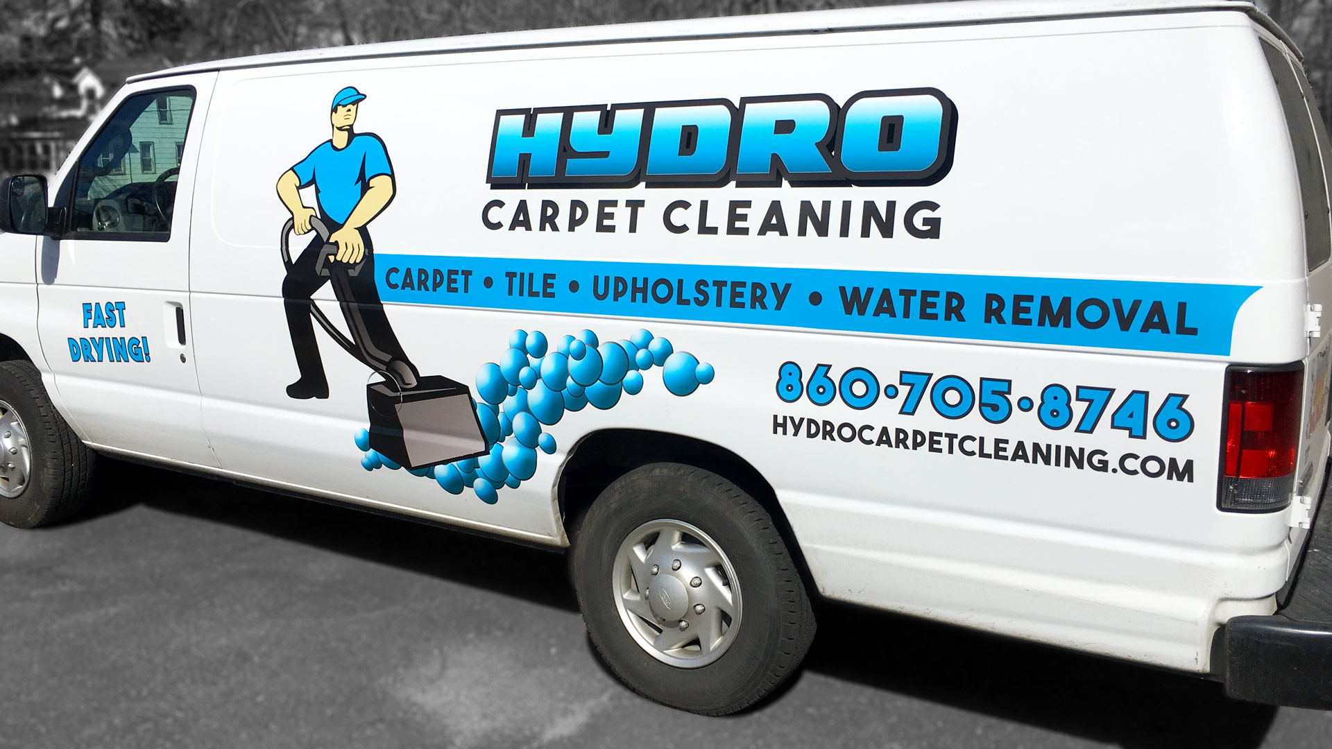 Hydro Carpet Cleaning