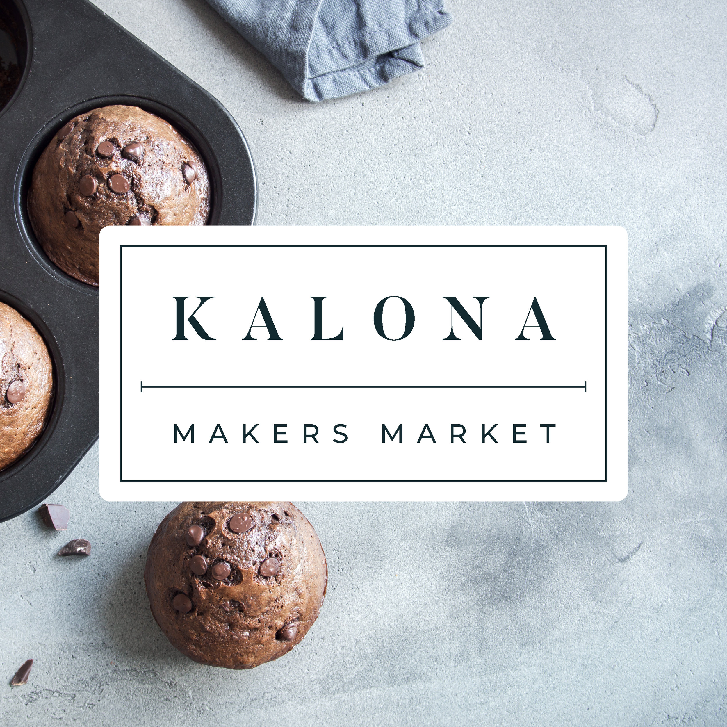 Kalona Makers Market -  branding and social media