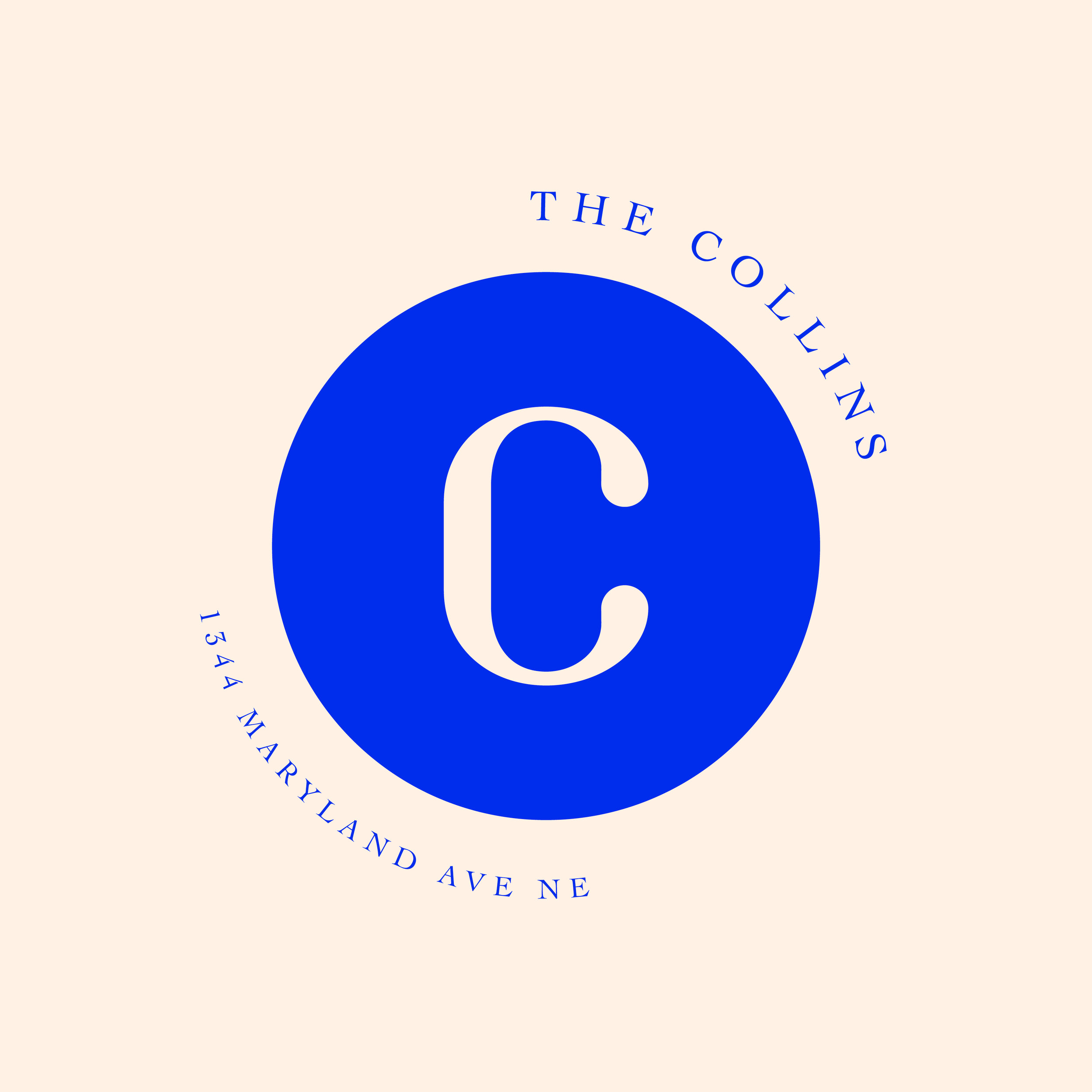 The Collins -  real estate branding and marketing