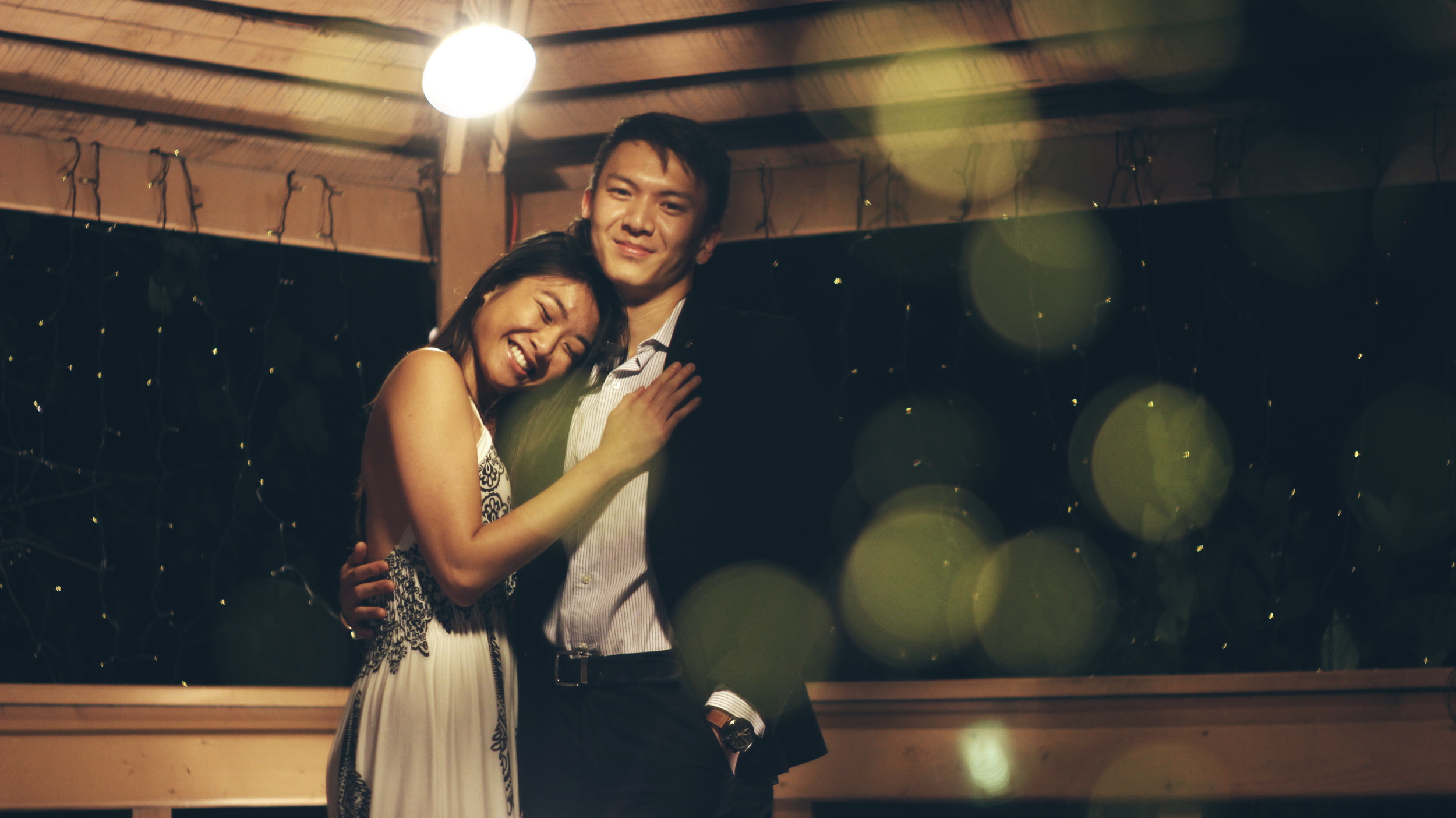 Frank and Thuy