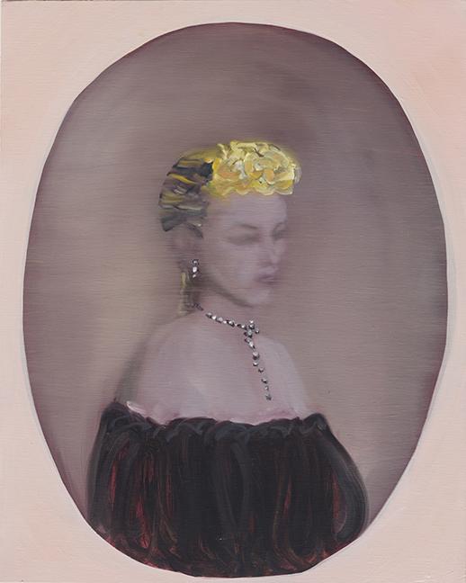 Portrait of Layla | 20 x 16 in. Oil on linen