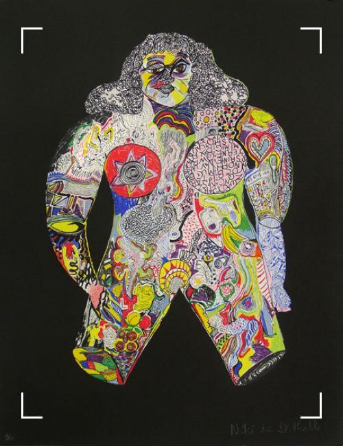 LA FEMME (PORTRAIT OF MIMI) OR CLARISSA, 1995