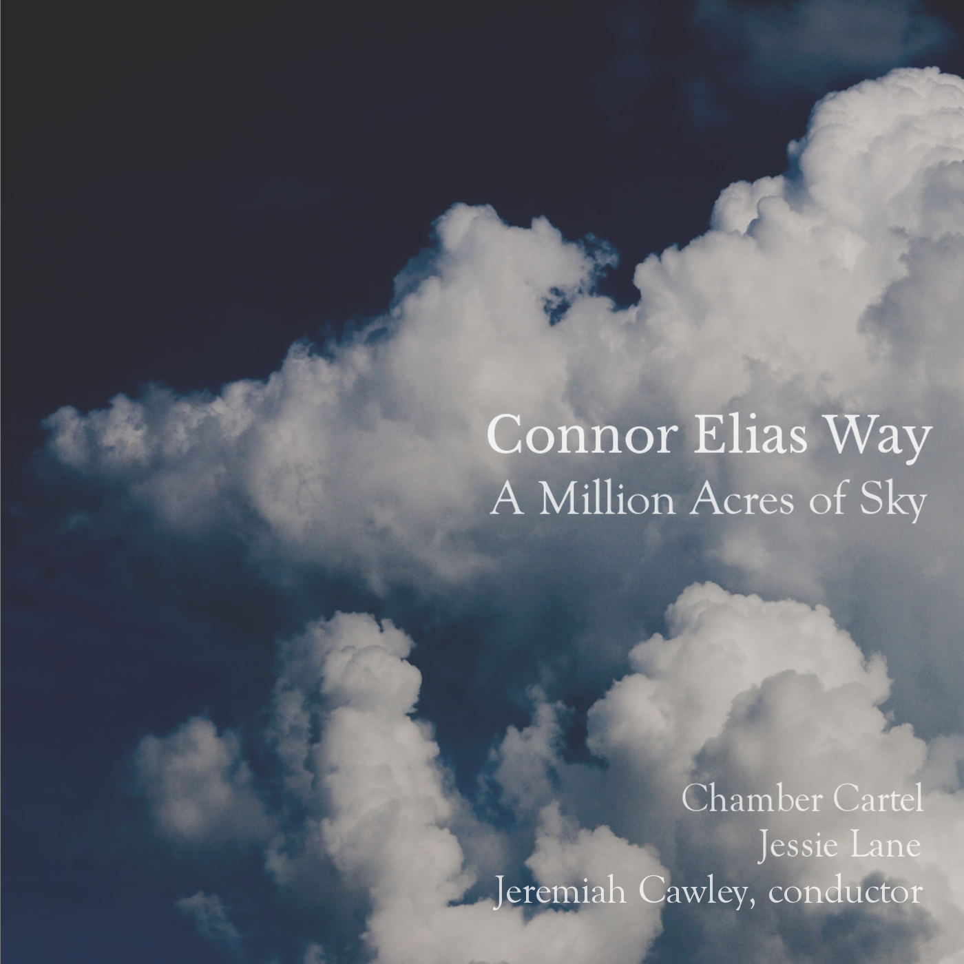 Connor Way - A Million Acres of Sky.jpg