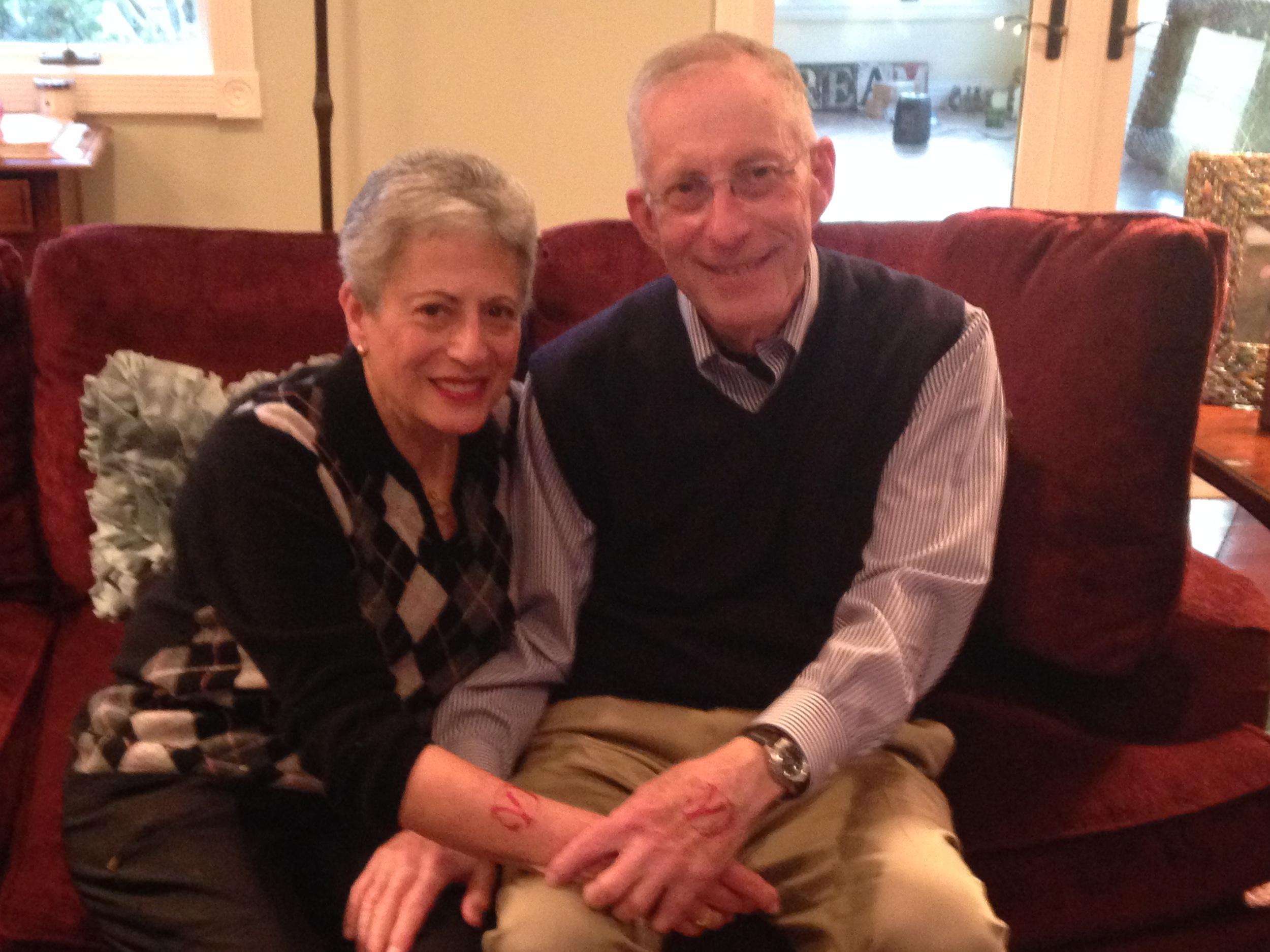 Joan and Jim DEFY aging!