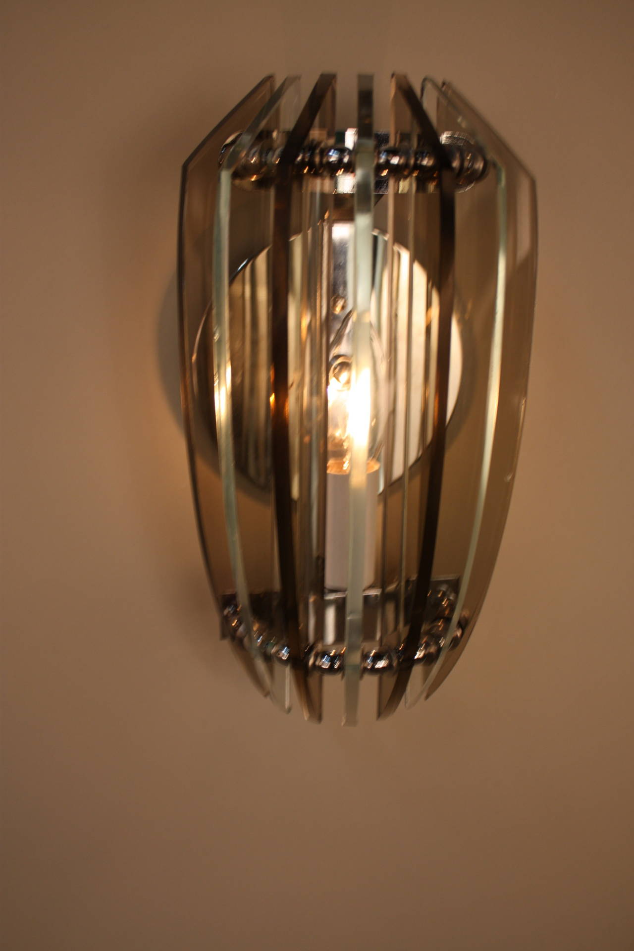 Modern Italian Wall Sconces By Veca Lu91362050472 Artisan Lamp