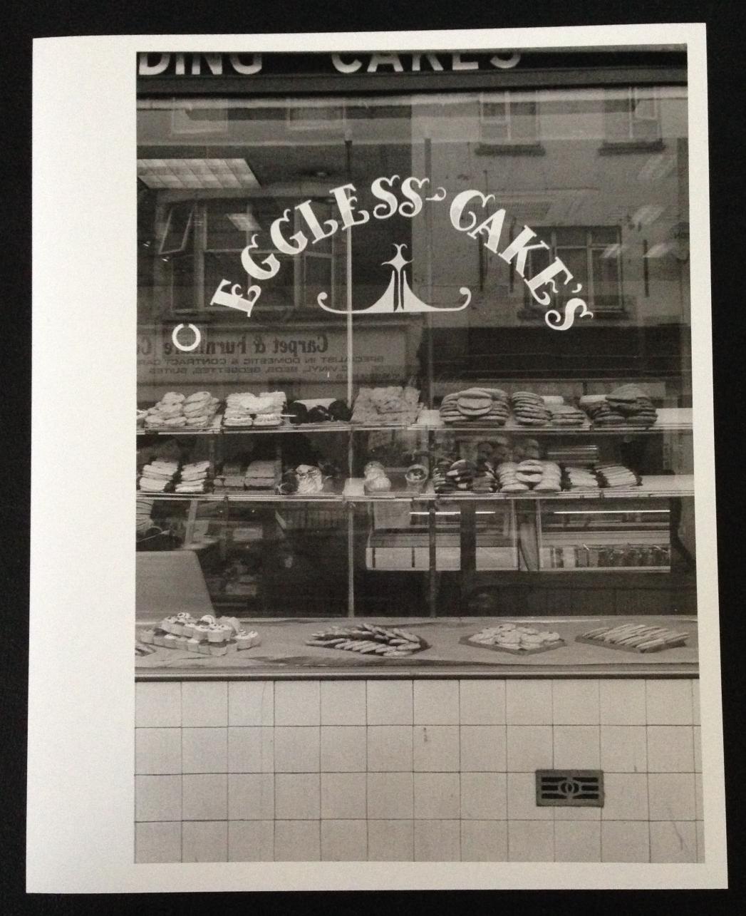 Eggless Cake's - copyright Sandra Fontano