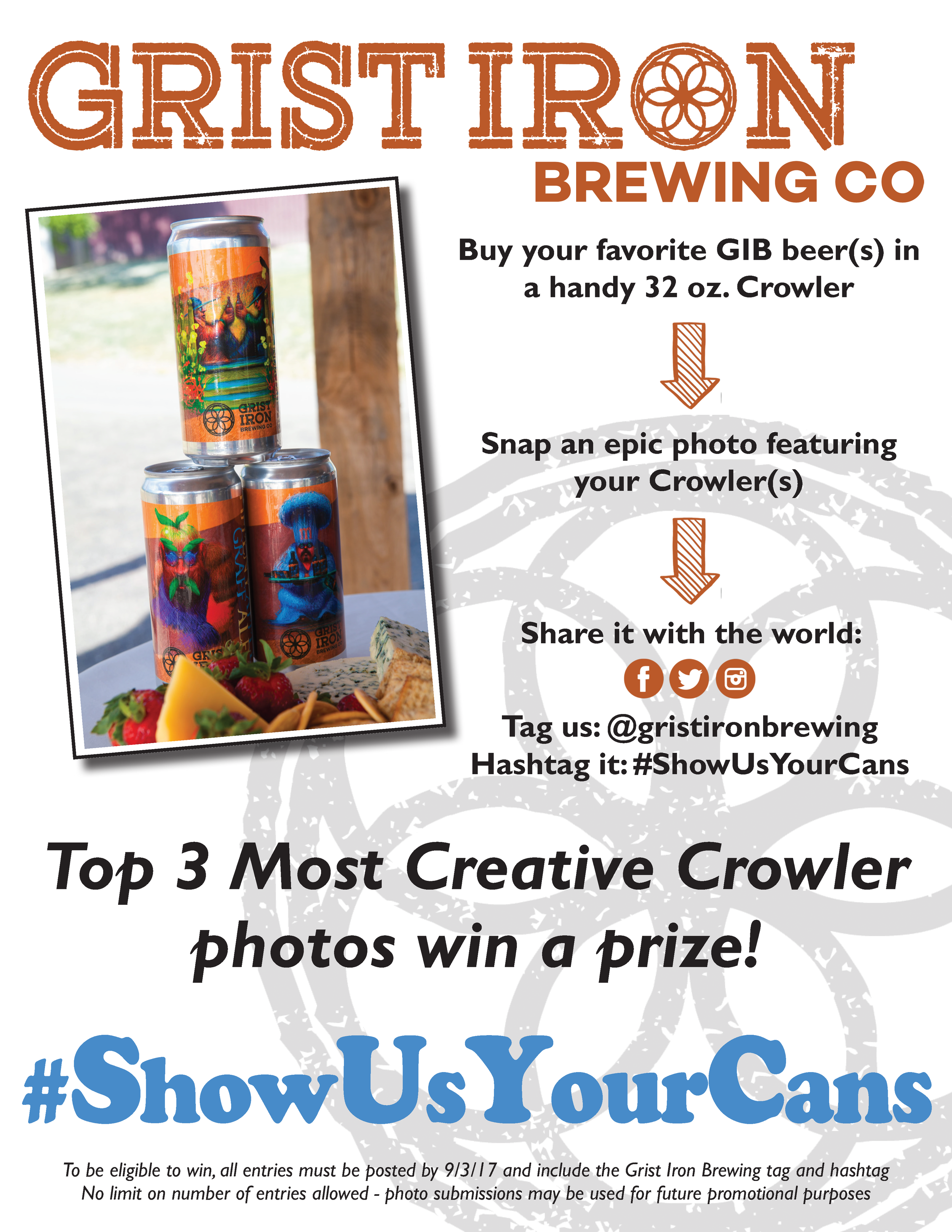 Summer Crowler Photo Contest