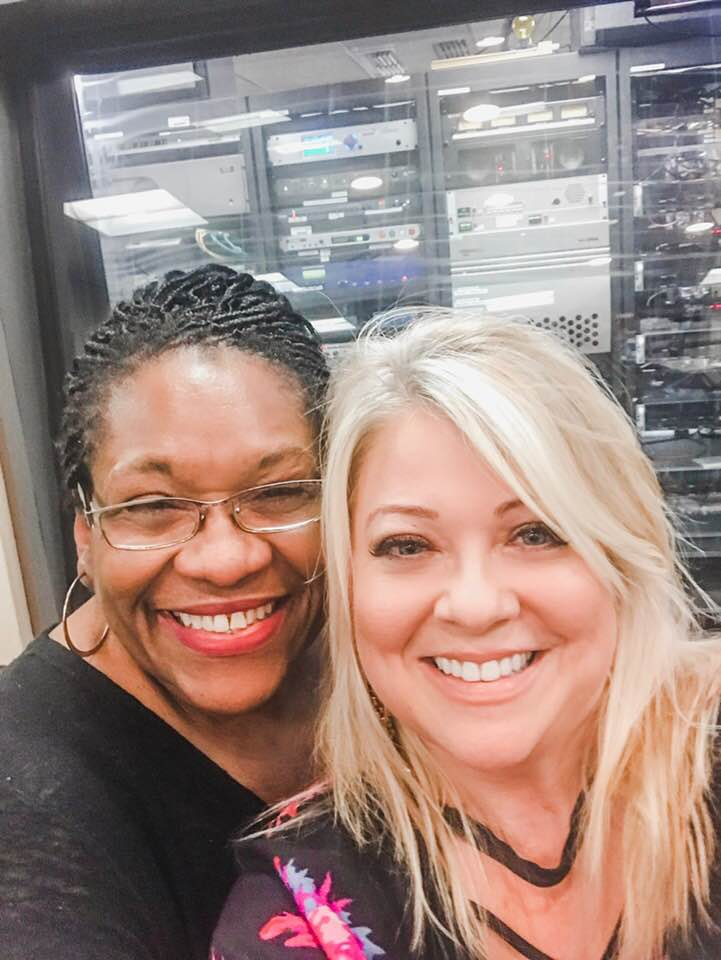 Jearlyn Steele | Steele Talkin' WCCO 830AM Radio and Pamela McNeill - July 14, 2019