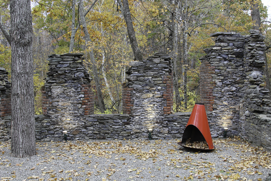 SALVATO MILL RED WOOD STOVE AND RUINS.jpg