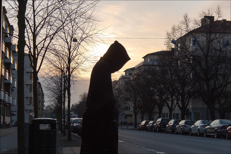 The Grim Reaper at Skvadronsgatan