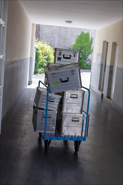 Mr. & Mrs. Storage Box