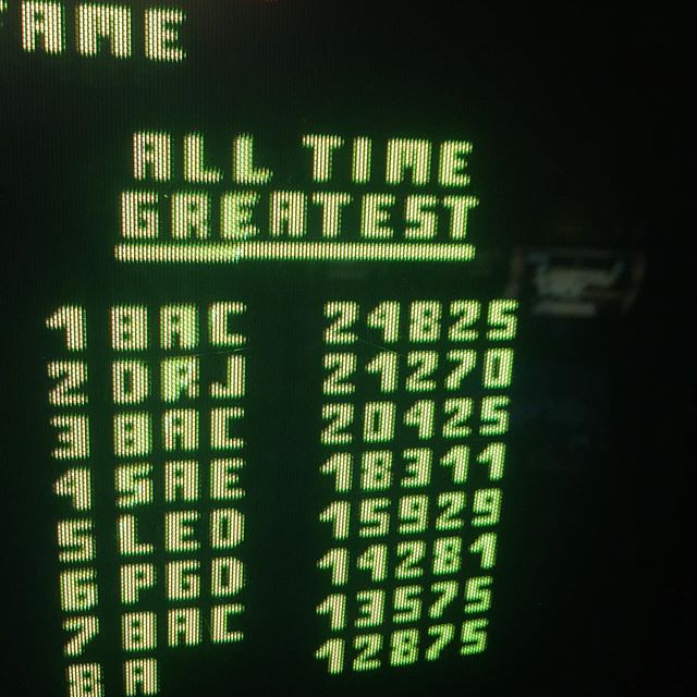 I am the all time greatest!