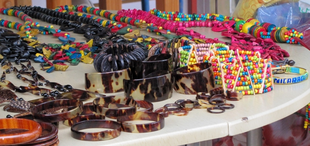 Turtleshell for sale in Nicaragua. Photo: Paula von Weller